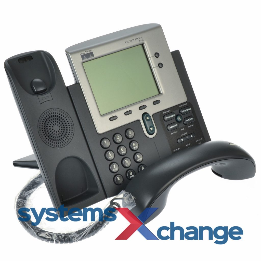 Cisco 7940G IP/SIP Telephone