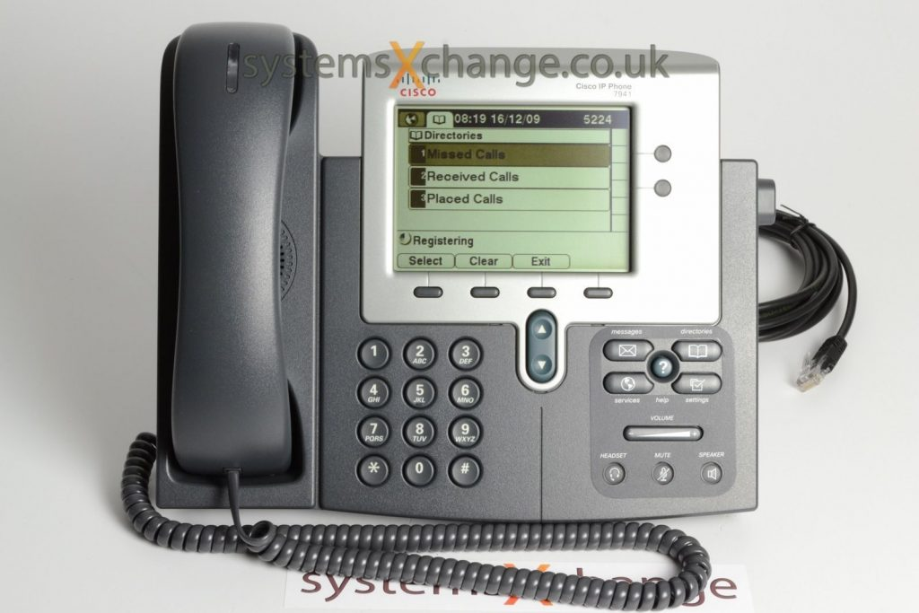 Cisco 7961G IP/SIP Telephone