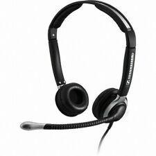SENNHEISER CC 520 CORDED HEADSET 05358 I 12 MONTHS WARRANTY I FREE DELIVERY