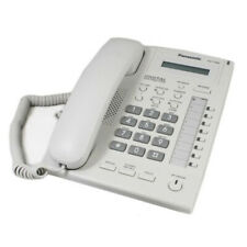Panasonic KX-T7665NE Digital Telephone White