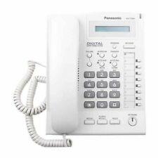 PANASONIC KX-T7665X DIGITAL TELEPHONE WHITE
