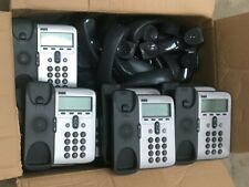 Job Lot 67 x Cisco 7905G IP Phone, Used/Untested, Spares, Wall Mounted No Bases