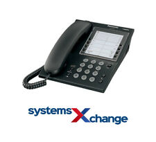 Panasonic KX-T7710E-B Analogue Telephone Black