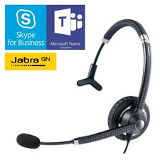Jabra Voice 750 MONO USB Headset Earphone PC Laptop VOIP Call Center Teams Skype