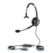 Jabra UC Voice 750 Mono HSC012 USB Headset Earphone PC Laptop VOIP Teams/Skype